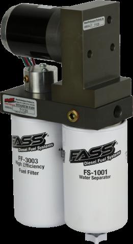 FASS Titanium Series Diesel Fuel Lift Pump 165GPH 2011-2014 GM Duramax LML