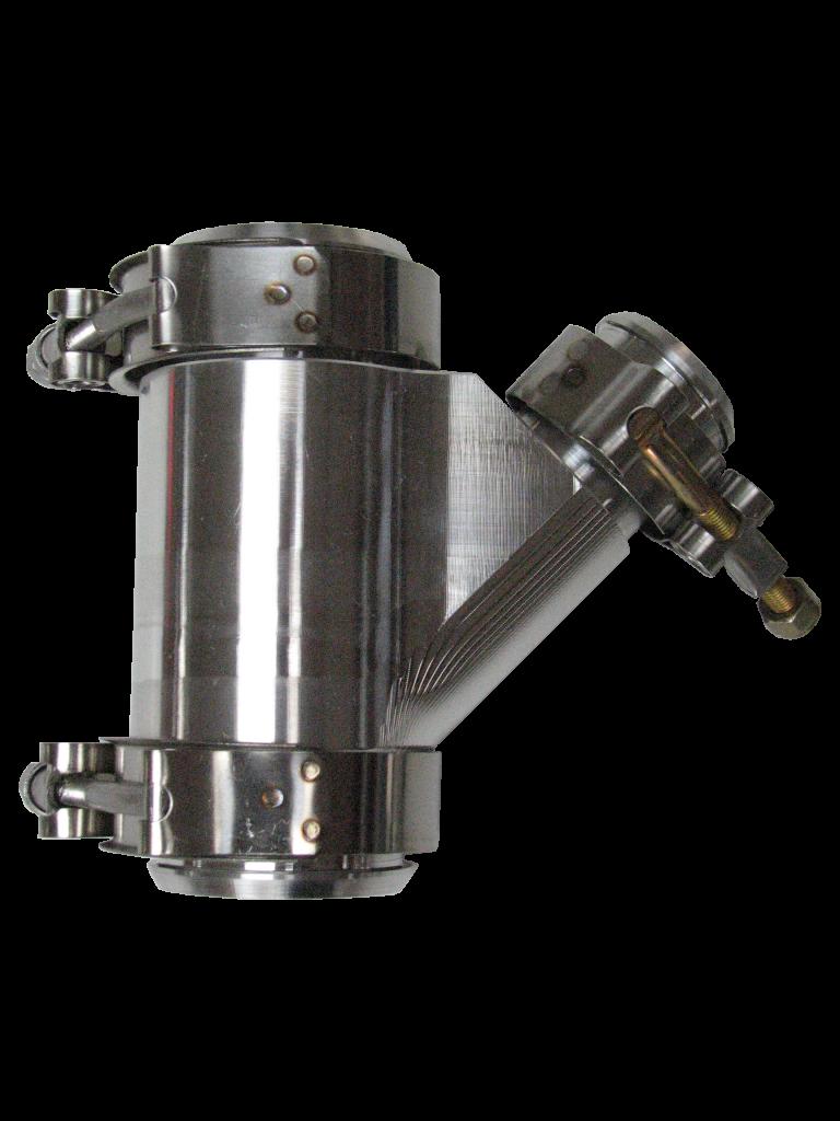 6.7L Weldless Dual Radiator Coolant Y-Pipe For 2013~2020 Dodge Ram 6.7L Cummins Diesel